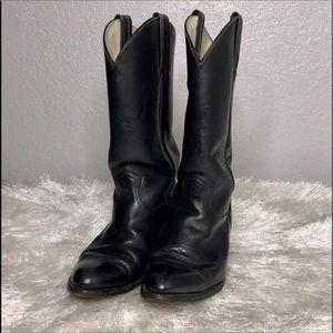 Frye western boot size 9 D/wide